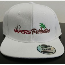 Snap Back White